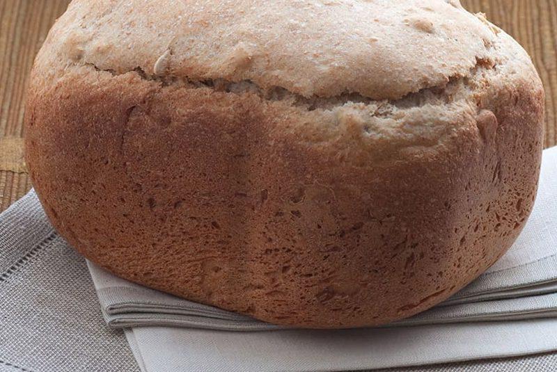 Basic Whole Wheat Bread