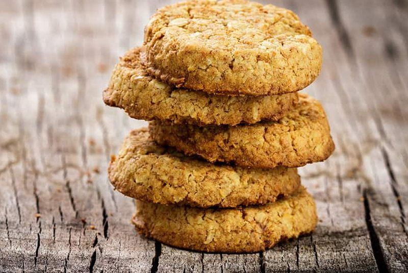 Dad's Favourite Oatmeal Cookies
