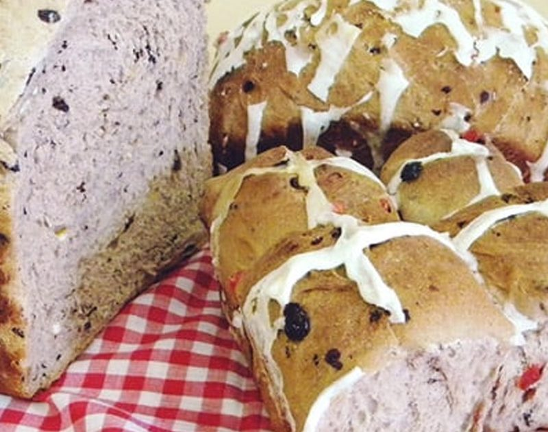 Hot Cross Buns/Easter Bread