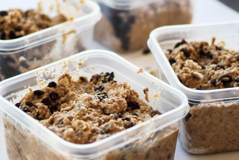Make Today, Bake Tomorrow Muffins
